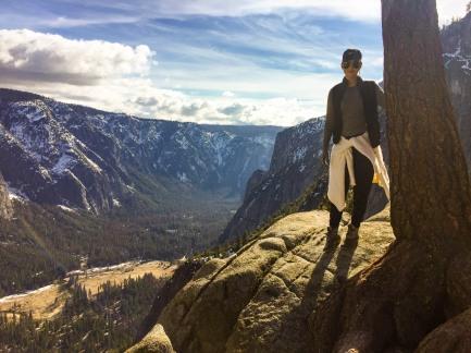 Upper Falls Hike
